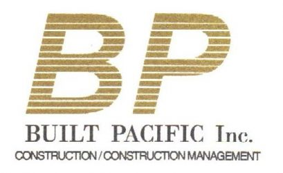 BUILT PACIFIC, INC.